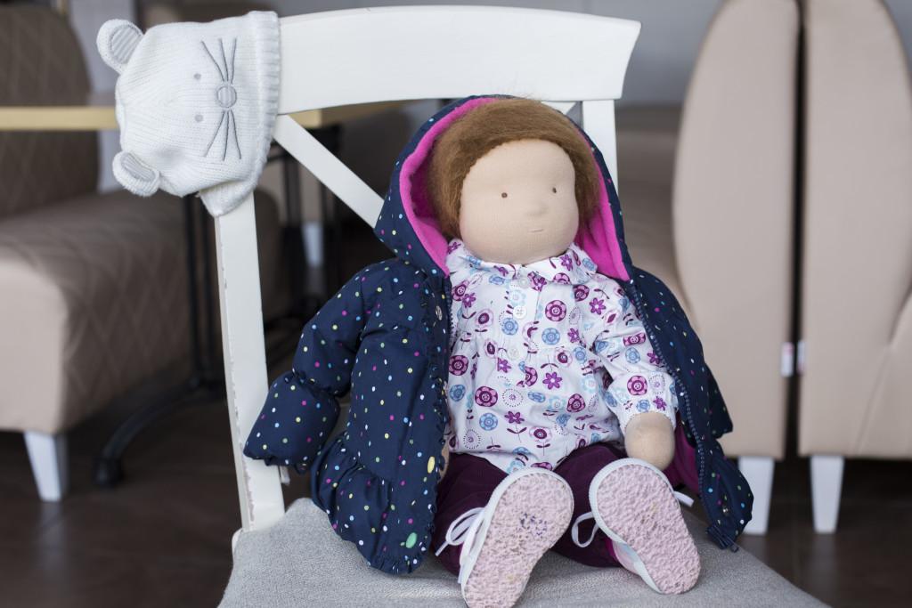 вальдорфська лялька