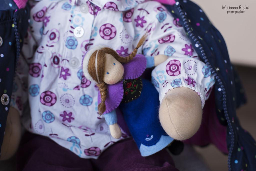 текстильна лялька